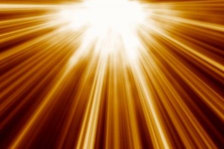 Explosion lumineuse