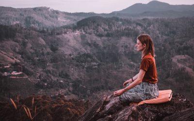 Méditation, la technique entre les pensées